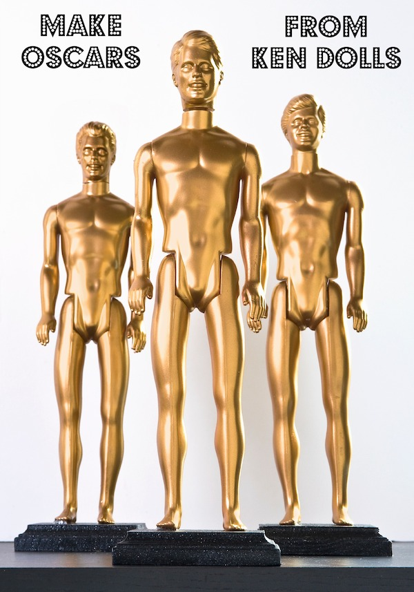 25 Oscar Party Ideas