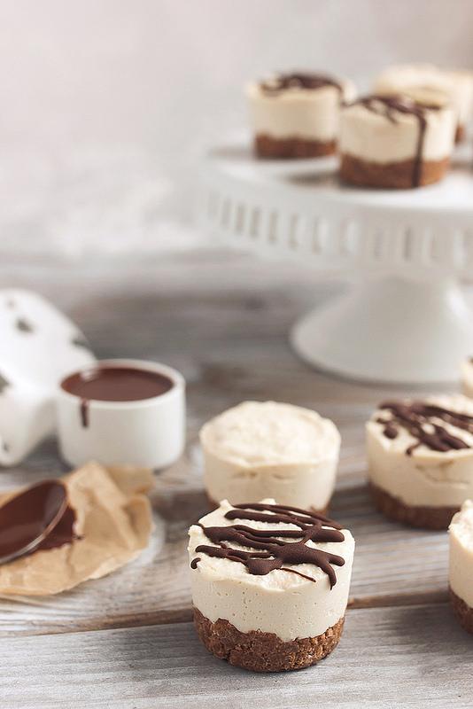 Dairy-free Mini Cheesecakes | 25+ Gluten Free and Dairy Free Desserts