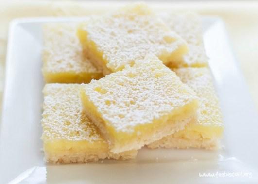 Gluten Free Lemon Bars | 25+ Gluten Free and Dairy Free Desserts