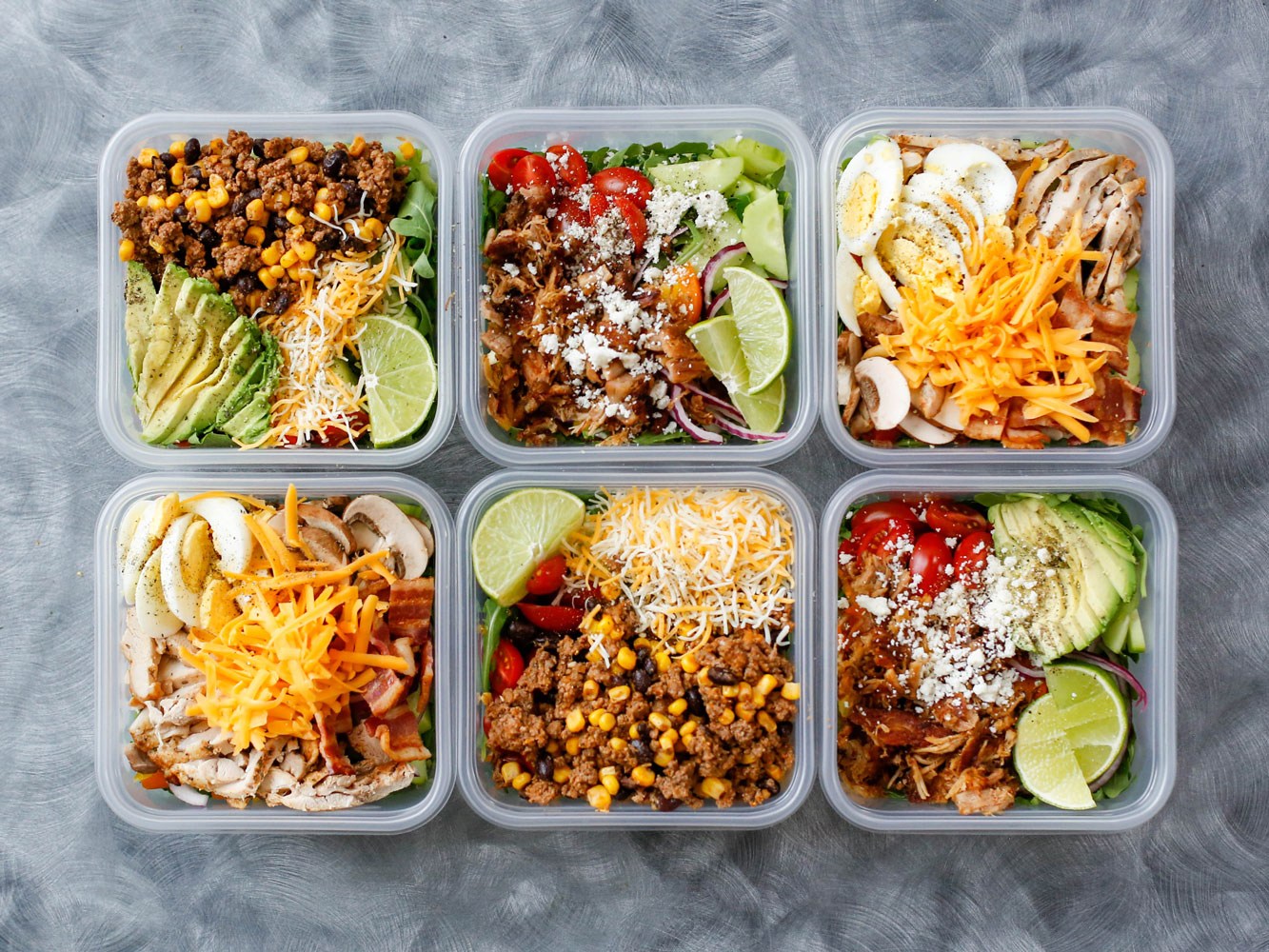 Meal Prep Ideas: 17 Healthy Recipes and Ideas