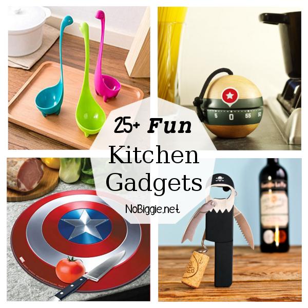 25 Fun Kitchen Gadgets  NoBiggie
