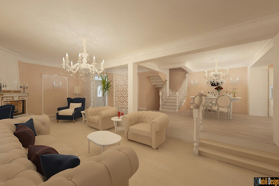 Modern Classic Living Room Images