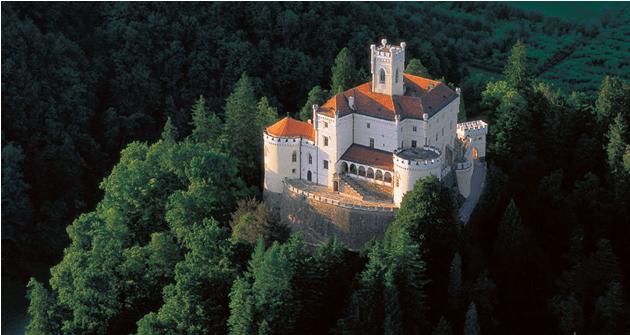 Izlet u najljepši zagorski dvorac Trakošćan