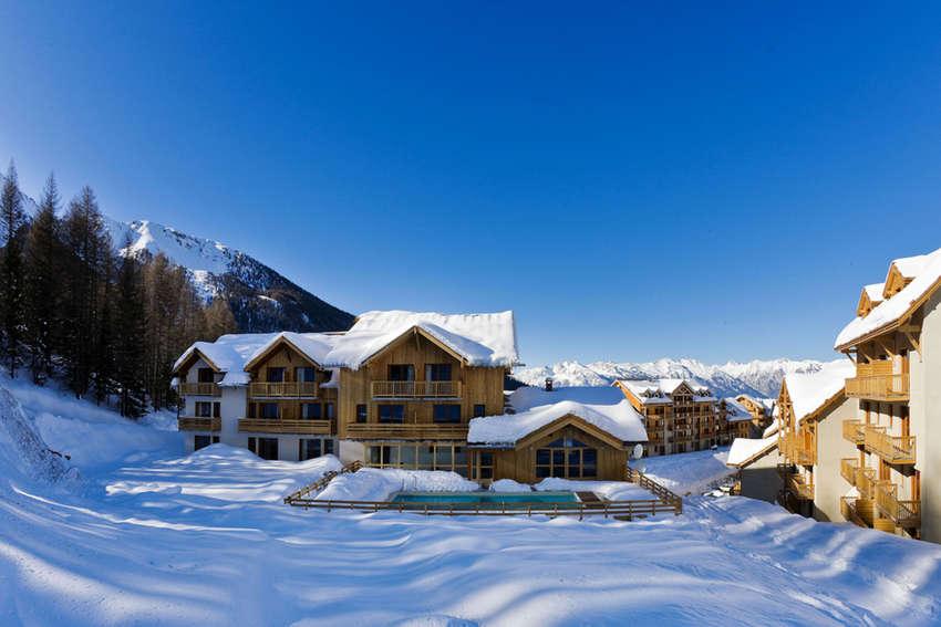 Skijanje u Francuskoj