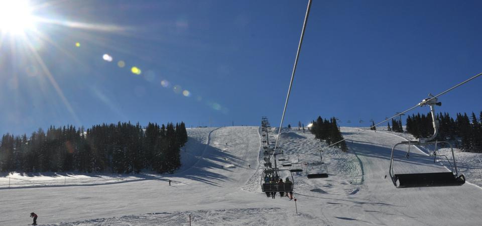 Skijanje za djecu