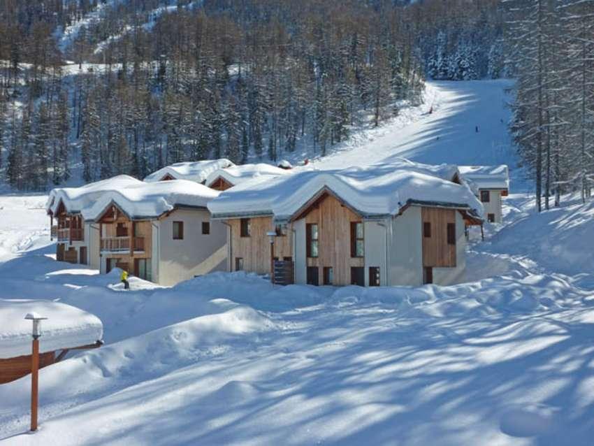 skijanje Francuska 2016 Les Orres
