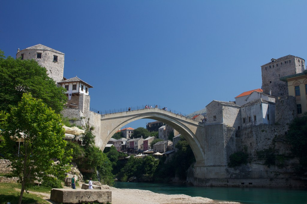Posjetite Mostar i Međugorje
