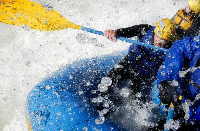 Rafting na Kupi