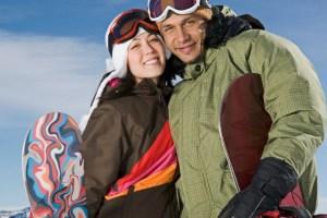 Skijanje i bordanje za ekipu