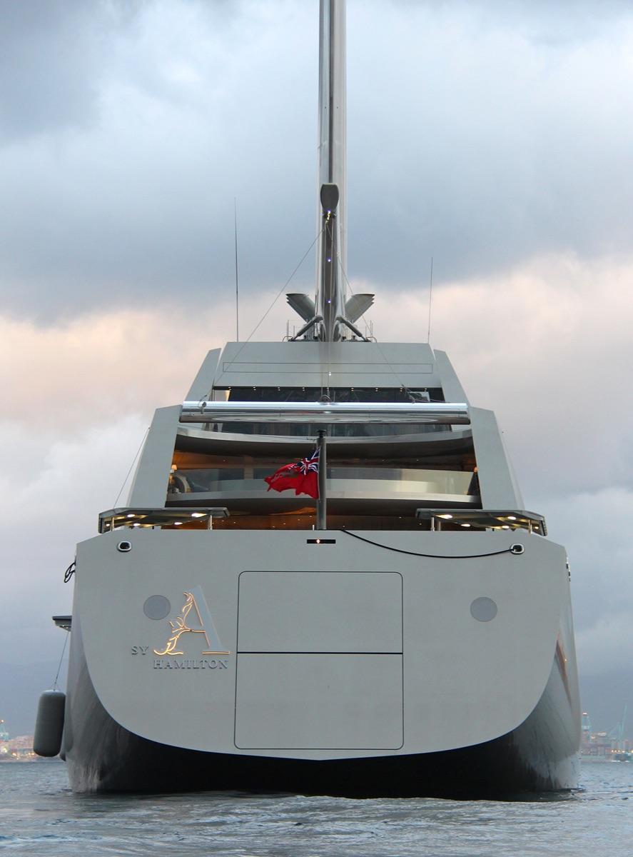 Sailing Yacht A Luxury Sailing Yachts Nobiskrug
