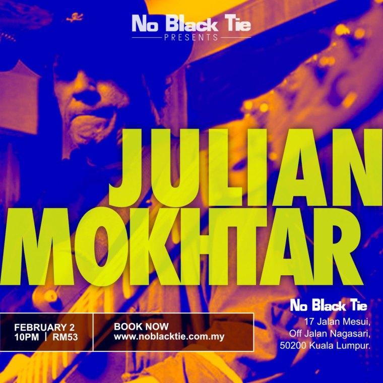 Julian Mokhtar - Feb 2