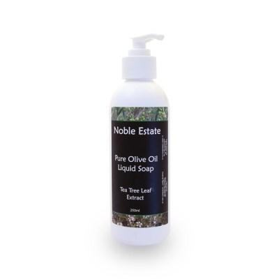 Tea Tree Pure Olive Oil Liquid Flowing Soap 250ml