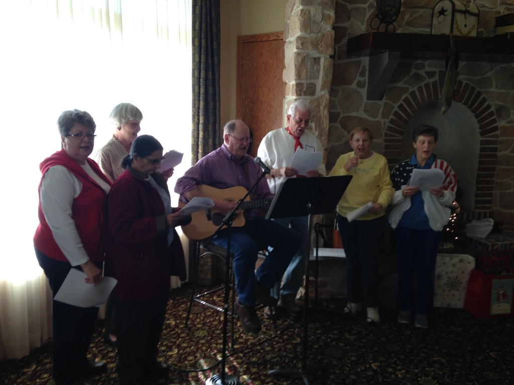 Noble's Pond Carolers