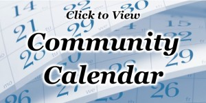 View Our Community Calendar