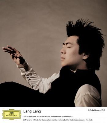Lang Lang - photo: Felix Broede
