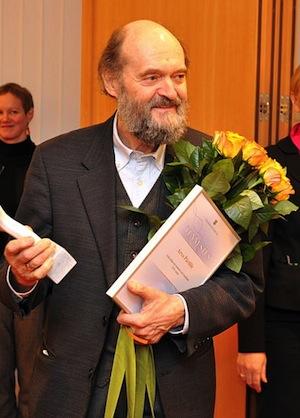 Arvo Pärt in 2011.