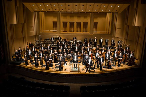 Oregon Symphony/Leah Nash