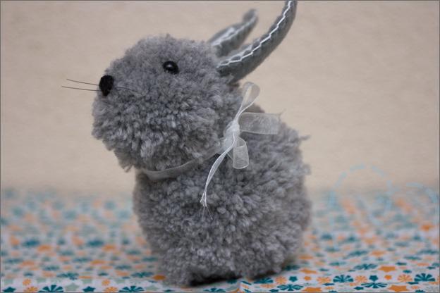konijn pompom