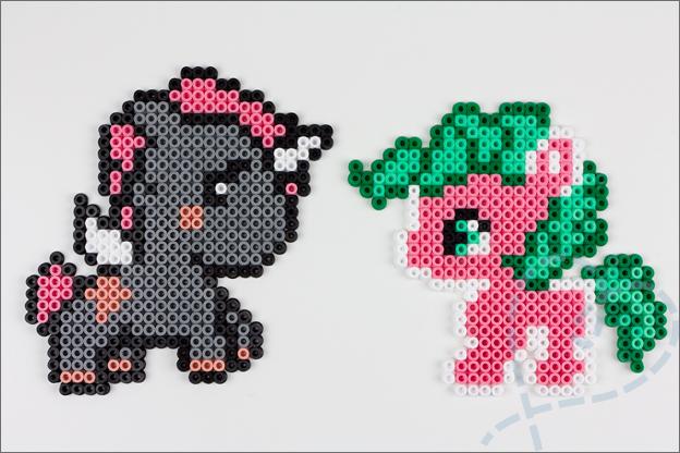 paard en Eenhoorn