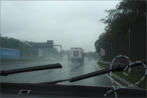 regen in duitsland