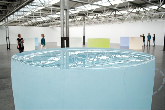 glassculpturen Roni Horn