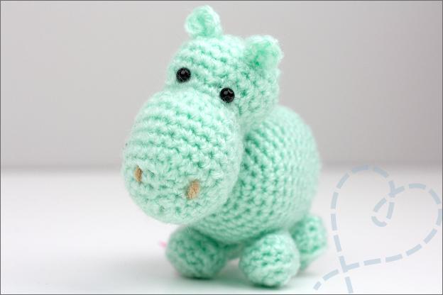 gratis haakpatroon nijlpaard gehaakt nijlpaard