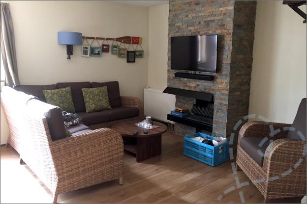 CP Port Zelande interieur VIP cottage