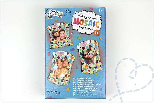 Shoplog Action make your own mosaic frame