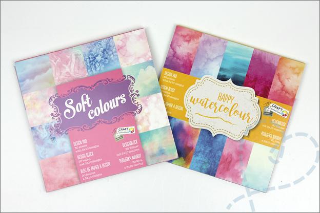 Shoplog Actoin Craft sensations Papierblok