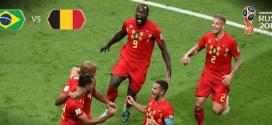 World Cup-2018: Belgium eliminates Brazil- Video