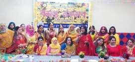 রোমে তুসকোলানা নারী সংস্থার ভিন্নধর্মী আয়োজনে বসন্ত উৎসব উদযাপন