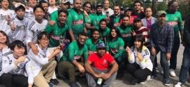 জাপানে ক্রিকেট টুর্নামেন্ট , বিজয়ী বাংলাদেশ দল