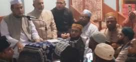 আনজুমানে আল ইসলাহর উদ্যোগে ওয়াজ মাহফিল অনুষ্ঠিত