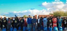 ভূমধ্যসাগর থেকে উদ্ধার হওয়া ১৫২ জন বাংলাদেশিকে লিবিয়া থেকে দেশে প্রেরণ