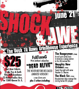Shock And Awe – The Grindhouse Experience