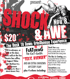 Shock and Awe – The Grindhouse Experience #2 (11/08/2008)