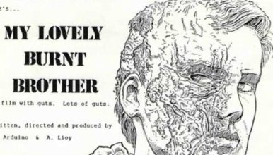 EPISODE 83: MY LOVELY BURNT BROTHER AND HIS SQUASHED BRAIN (1988)