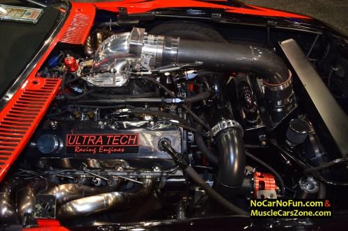 small resolution of 1973 amc javelin ultra tech racing engines 221b drag car 2015 sema motor show 10