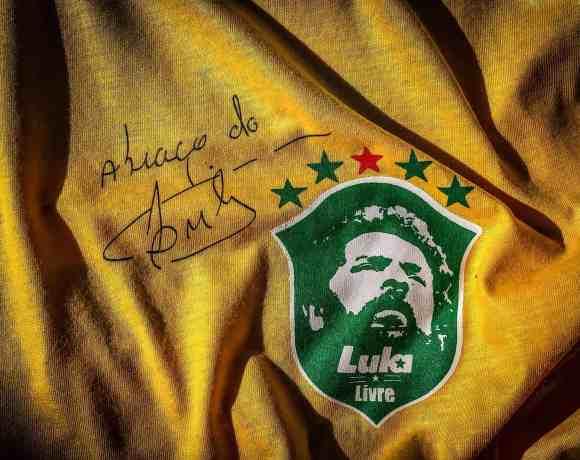 #LulaLivre FOTO: Ricardo Stuckert