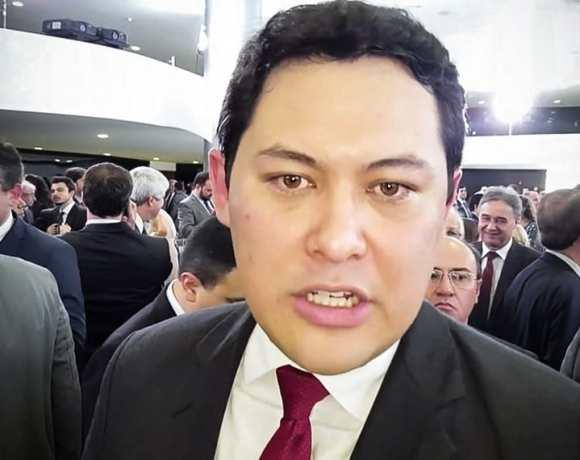 Helton Yomura ministro do Trabalho
