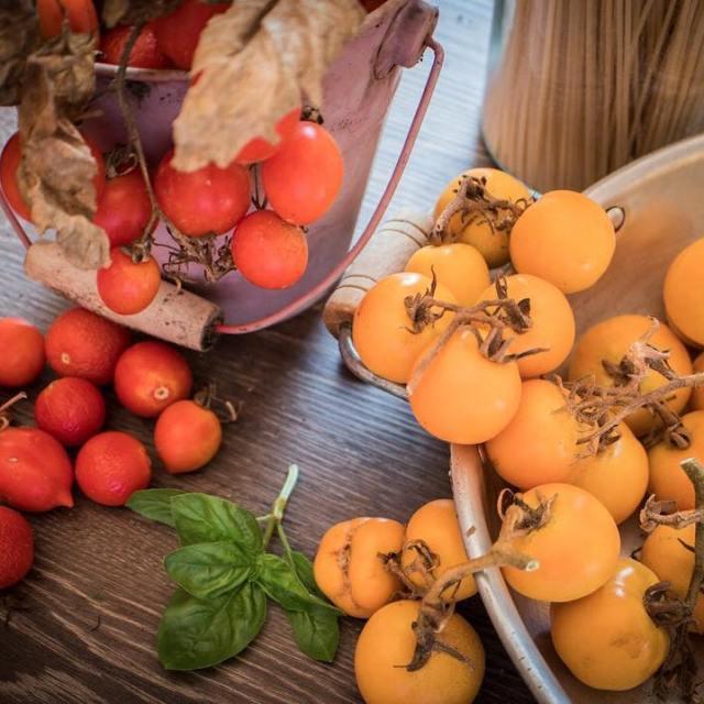 Nella prossima newsletter di nochef Spaghetti con i pomodorini giallihellip
