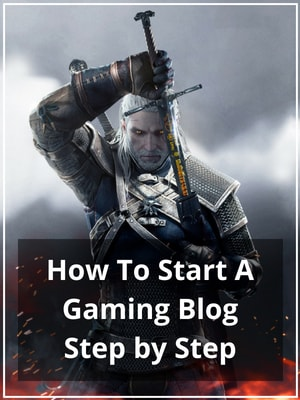 how to start a gaming blog