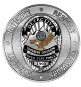 NCDTF Coin