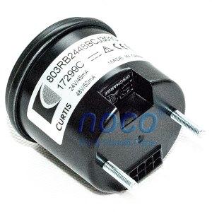 803RB2448BCJ301O  CURTIS 24V  48V Dual Voltage Battery