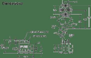 NOCO SHOP  100A DC Contactor, Model: TROMBETTA, 12V  24V  36V  48V  72V