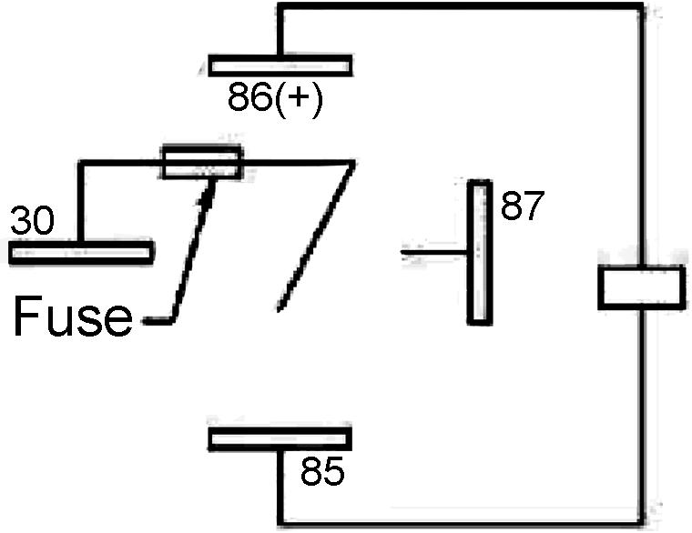 24v switching relay wiring diagram