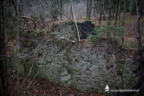 Pozostałości po piecach wapiennikach w Okolicy miejscowości: Leszczyna - Stanisławów