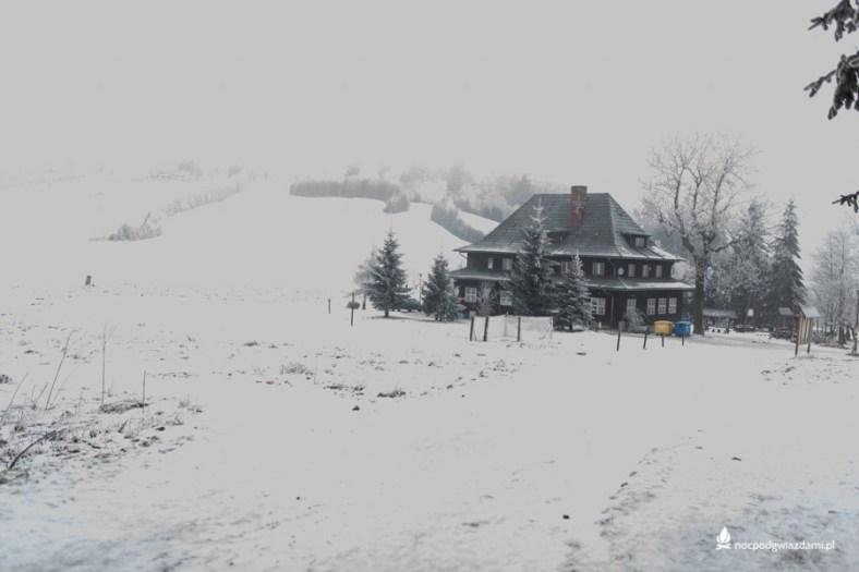 Schronisko Andrzejówka - Góry Kamienne