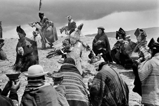 © Fuasto Giaccone. Bolivia 1976 003