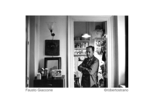 Fausto Giaccone Neg Numero 647 Ftg 22